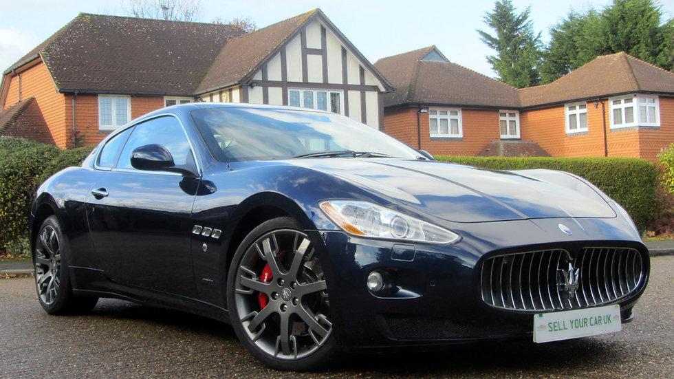 Maserati Granturismo S 4.7