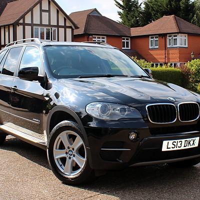 BMW X5 3.0 30d SE xDrive (s/s) 5dr 7 SEAT