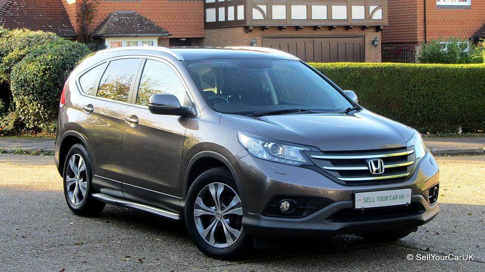 Honda CR-V i-VTEC 2.0 EX Automatic