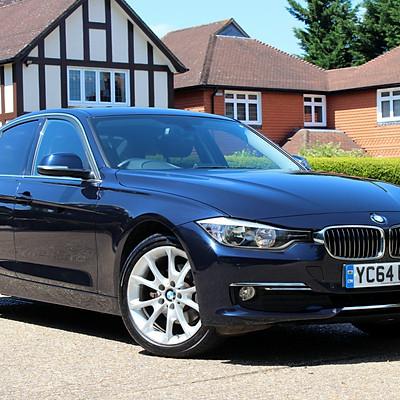 BMW 2.0 320d Luxury (s/s) 4dr