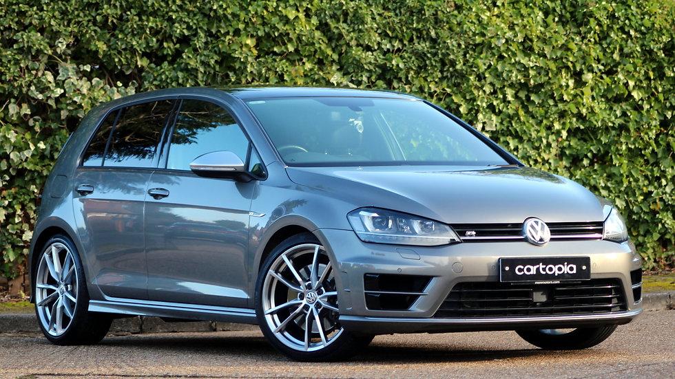 Volkswagen Golf 2.0 TSI BlueMotion Tech R DSG 4Motion (s/s) 5dr