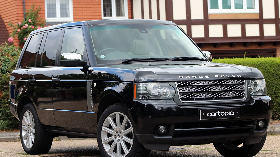 Range Rover Vogue 3.6 TD V8 (2010 SPEC)