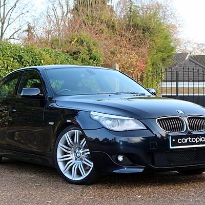 BMW 3.0 530d M Sport 4dr