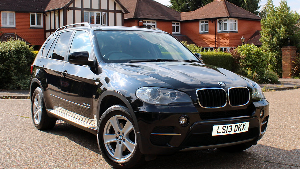 BMW X5 30d 3.0 SE xDrive s/s 5d Automatic 7 SEATER