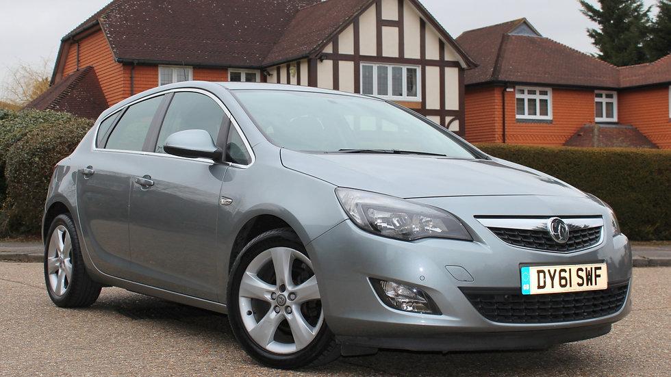 Vauxhall Astra 1.6 i VVT 16v SRi