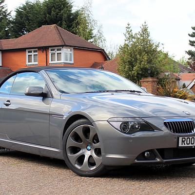BMW 6 Series 4.4 645Ci 2dr