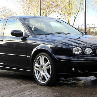 Jaguar X-Type 2.5 V6 Sport (AWD) 4dr