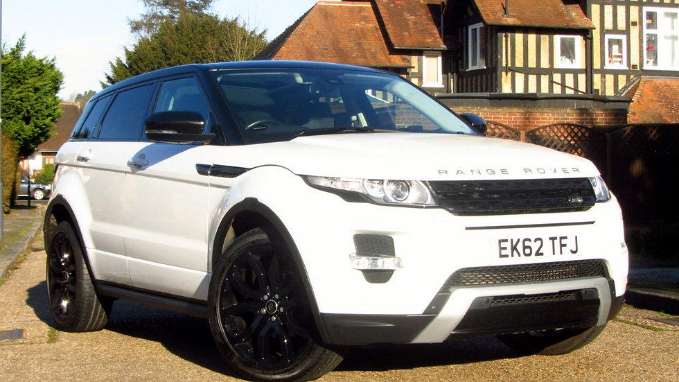 Land Rover Range Rover Evoque 2.2 SD4 Dynamic Lux Hatchback AWD
