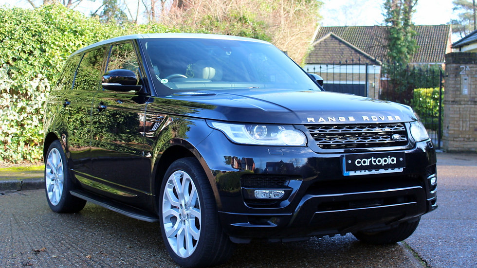Land Rover Range Rover Sport 3.0 SD V6 Autobiography Dynamic 4X4 (s/s) 5dr