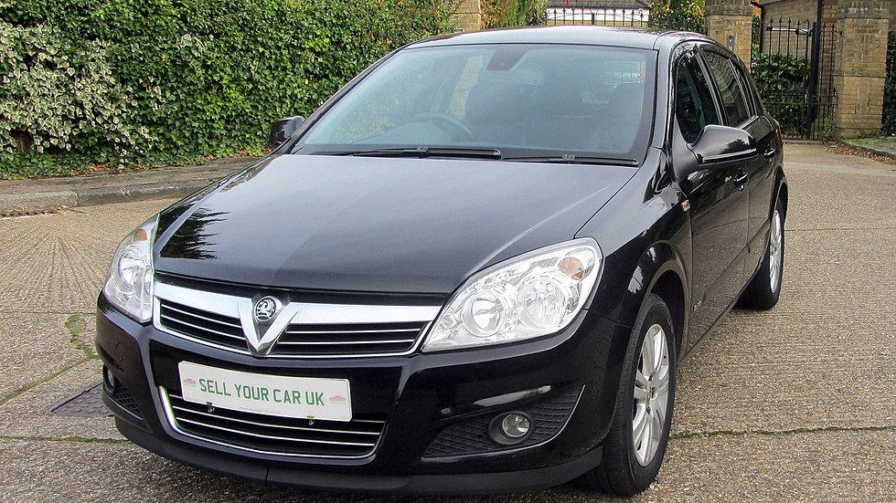 Vauxhall Astra 1.8i 16v Elite 5dr