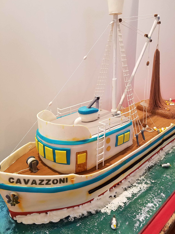 Monterey Fishing Boat