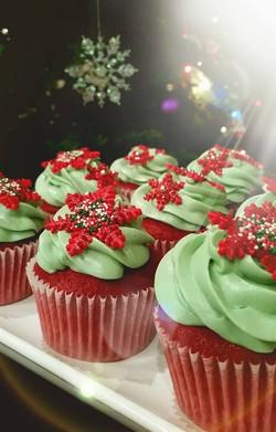 Christmas Red Velvet