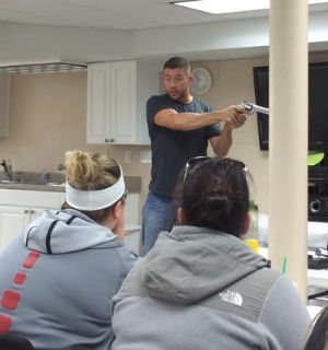 Concealed Carry Weapons Certification