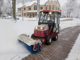 DEBRIS AND SNOW REMOVAL