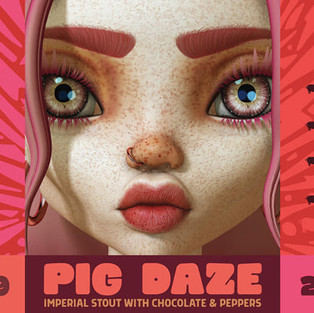 Pig Daze - Chocolate & Peppers