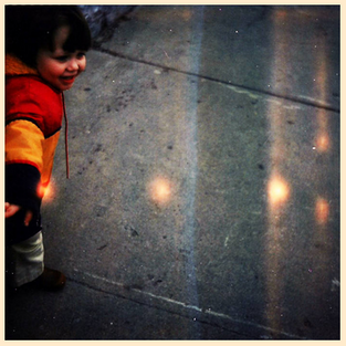 Lights on Elm Street