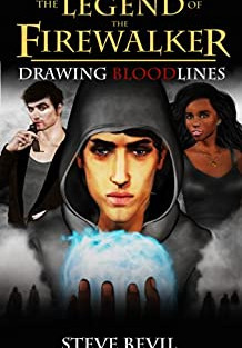 Drawing Blood Lines - Book Cover