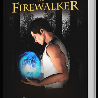 The Legend of the Firewalker - Book Cover