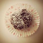 Coconut Chocolate Ball