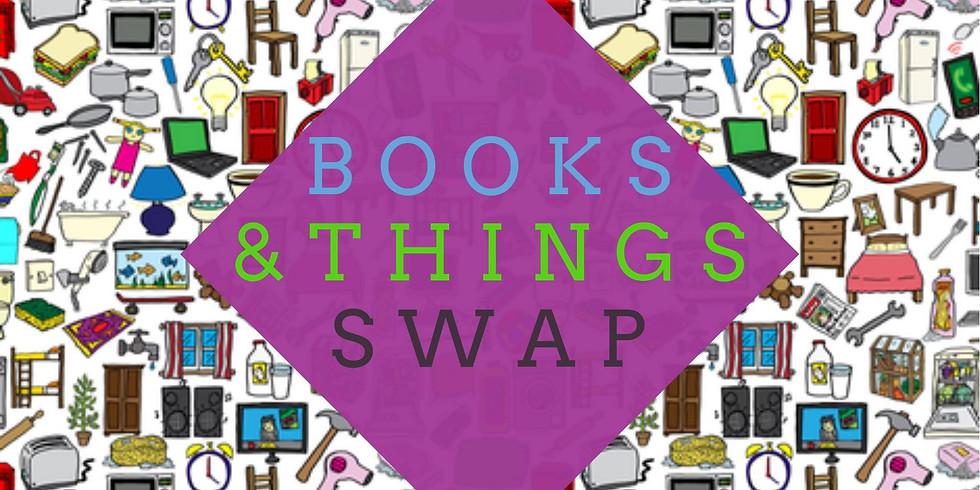 Book & Things Swap 書籍和物品交換