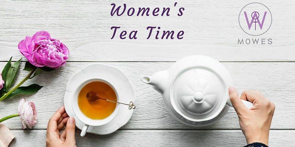 Women's Tea Time 女人茶會
