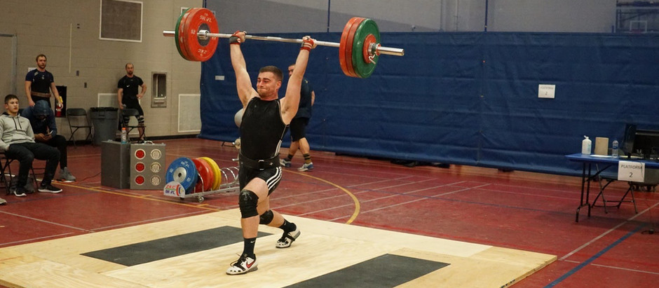 2018 Illinois State Weightlifting Meet