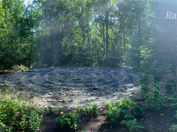 Labyrinth Journey in Central VA