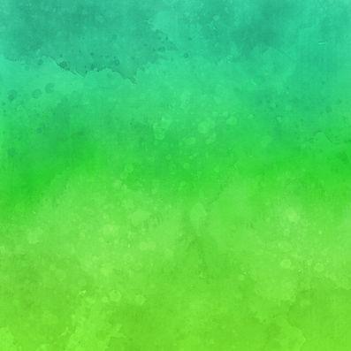[FFD] Vivid Ombre Watercolor green(6).jp