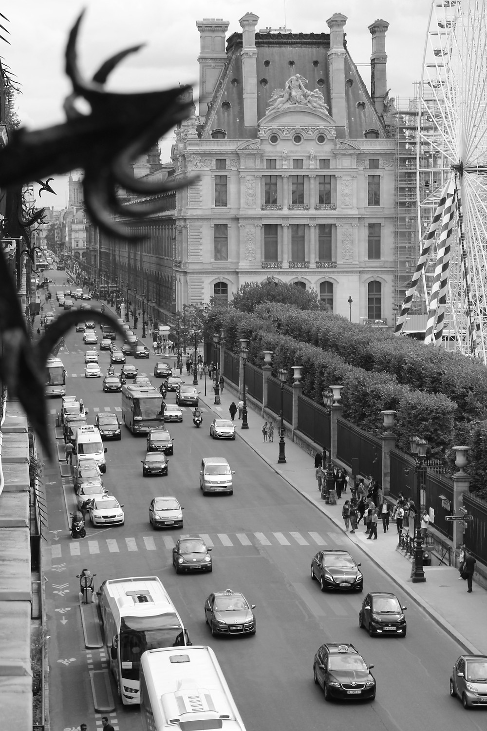 Rue de Rivoli, RKAS Photography, Paris, France 2016