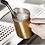 Thumbnail: Latte Art Milk Pitcher 600ML, Golden, by Cefede Kona