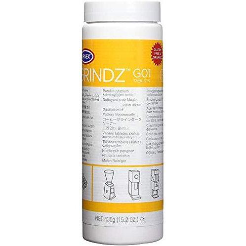 Urnex Grindz Tablet G01, Grinder Cleaner