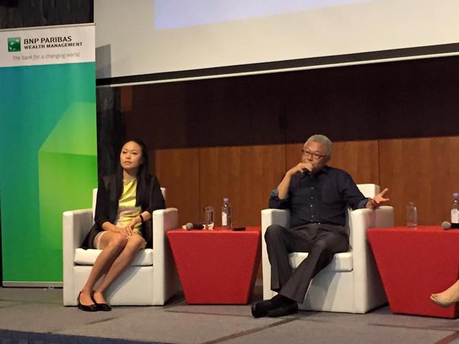 Inter-generational Philanthropy, Lawrence & Dee Dee Chan