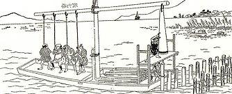 こ工楽松右衛門の旧宅が改修され公開されました。