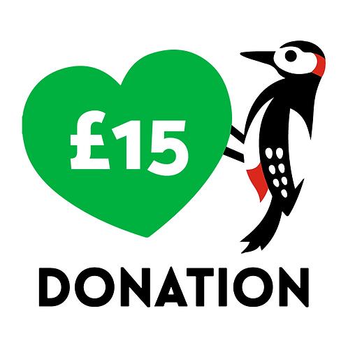 £15 Donation