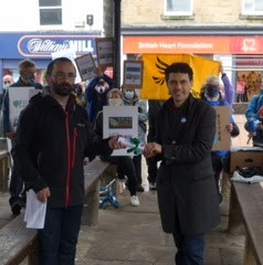 WILDLIFE FRIENDLY OTLEY SUPPORTS BUILD BACK BETTER CAMPAIGN