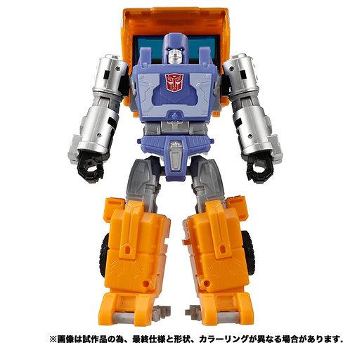Takara Tomy Transformers Kingdom KD EX-05 Huffer Japan version
