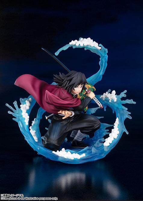 Figuarts ZERO Giyu Tomioka -Breathing of Water- Japan version
