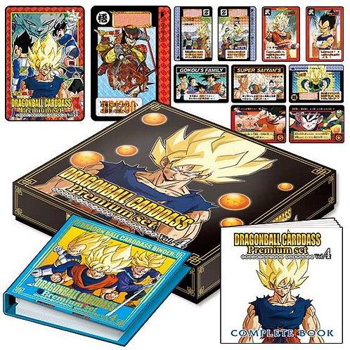 Dragon Ball Carddass Premium set Vol.4 Japan version