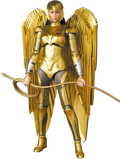 MAFEX Wonder Woman GOLDEN ARMOR Ver. Japan version