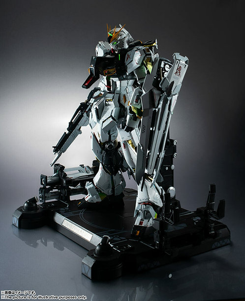 METAL STRUCTURE RX-93 ν Gundam Japan version