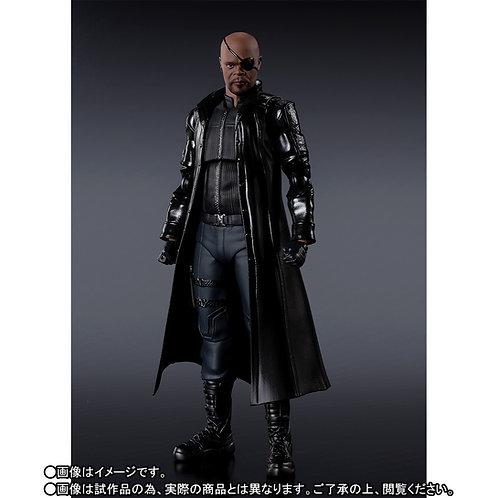 Bandai S.H.Figuarts Nick Fury (Avengers) Japan version