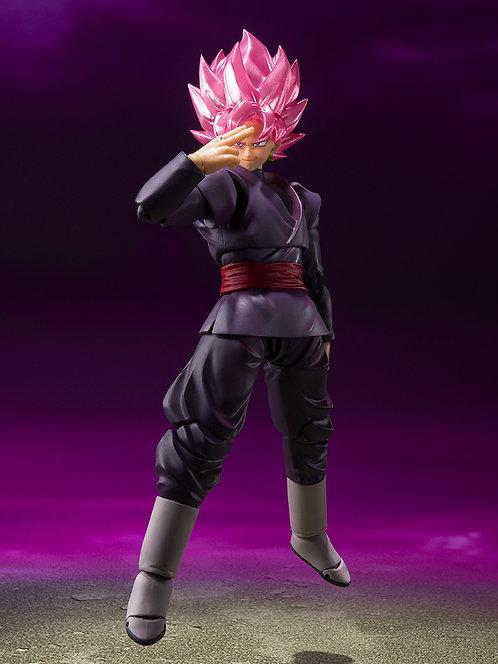 Bandai S.H.Figuarts Goku Black -Super Saiyan Rose- Japan version