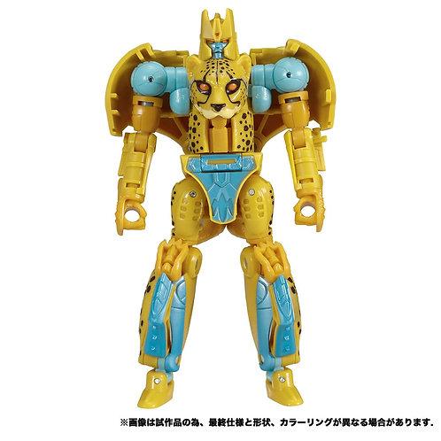 Takara Tomy Transformers Kingdom Series KD-03 Cheetor Japan version