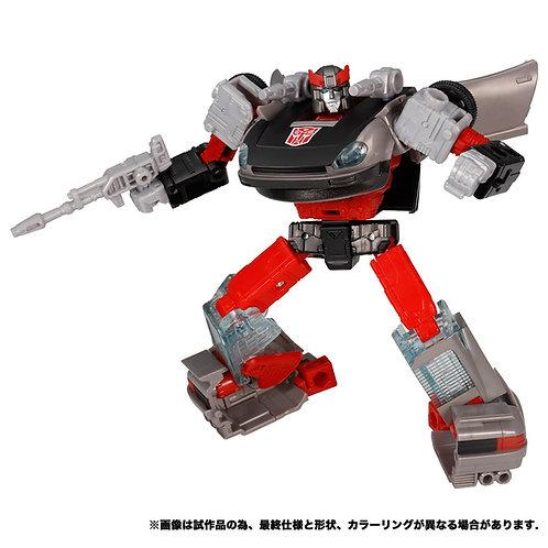 Takara Tomy Transformers Earthrise ER EX-21 Bluestreak Japan version