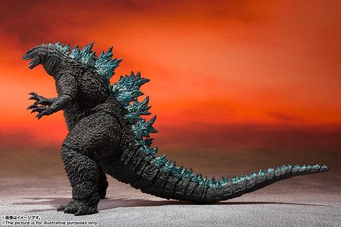 Bandai S.H.MonsterArts Godzilla GODZILLA VS. KONG (2021) Japan version