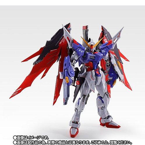 METAL BUILD Destiny Gundam SOUL RED Ver. Japan version