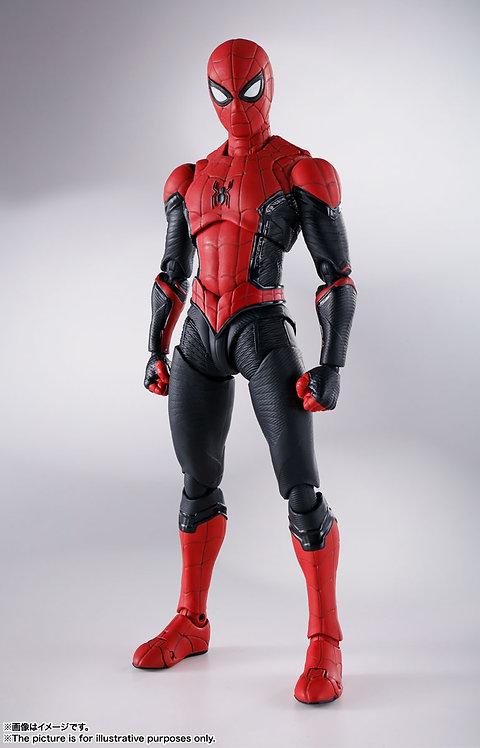 S.H.Figuarts Spider-Man Upgrade Suit (Spider-Man: No Way Home) Japan version