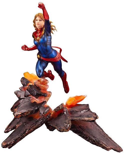 KOTOBUKIYA ARTFX PREMIER MARVEL UNIVERSE Captain Marvel 1/10 scale Japan version