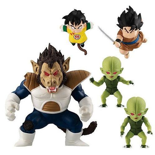 DRAGONBALL ADVERGE MOTION Great Ape Vegeta set Japan version