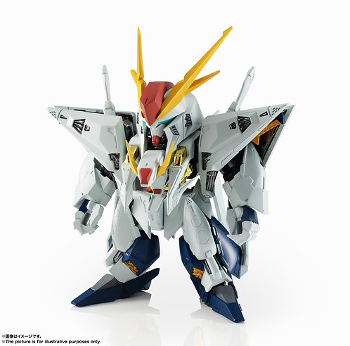 NXEDGE STYLE [MS UNIT] Xi Gundam Japan version